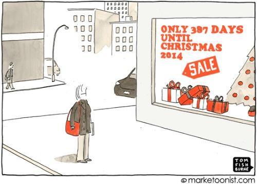 Egyre korábban van a karácsonyi dömping az üzletekben