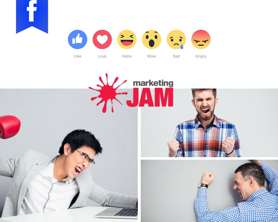 érzelmek a Facebookon